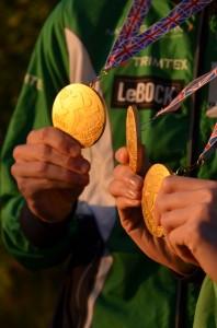 Medaljerne