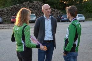 Borgmesteren, Emma og Tue