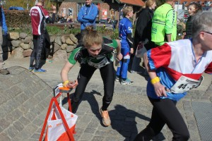 Emma i fart mod sølvmedalje