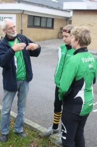 Morten, Daniel og Andreas